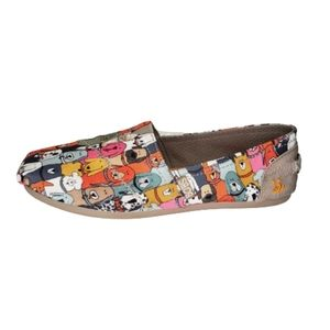 BOBS Skechers BBS Dog Wag Slip-On Shoes Size W8